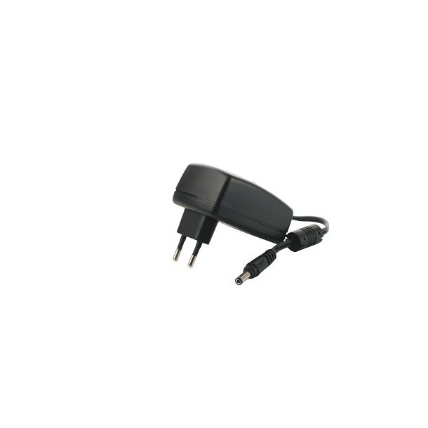 Adapter t/Dymo tekstmaskine, LM 100/200/300/LP200/ - 1 stk