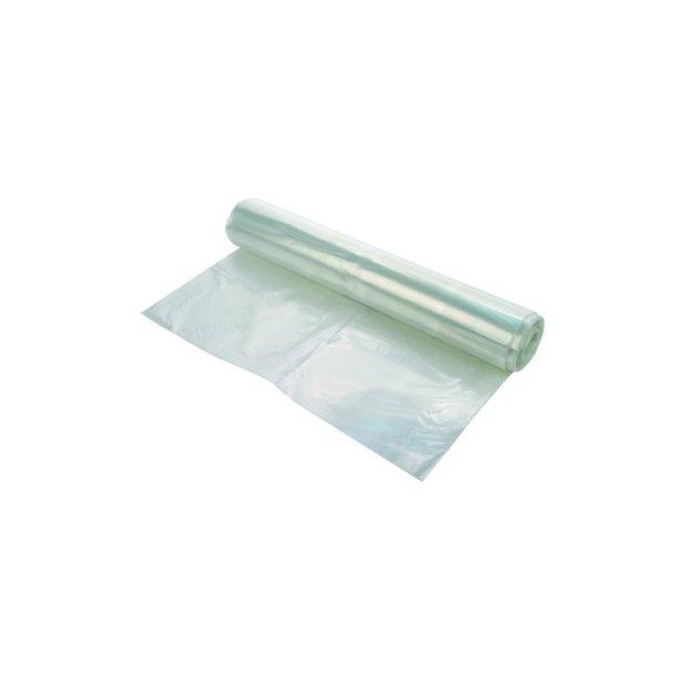 Affaldssække 100 ltr.70x110 cm, Klar 60 my - 1 rll
