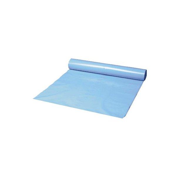 Affaldssække 110 ltr.76x103 cm, 60 my Blå - 1 rll